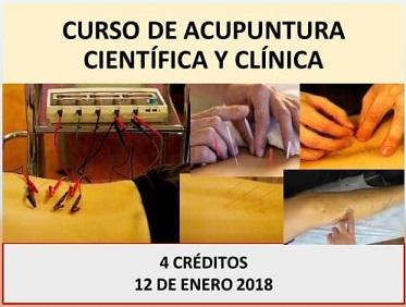 curso acupuntura para fisioterapeutas, acupuntura clínica para fisioterapeutas