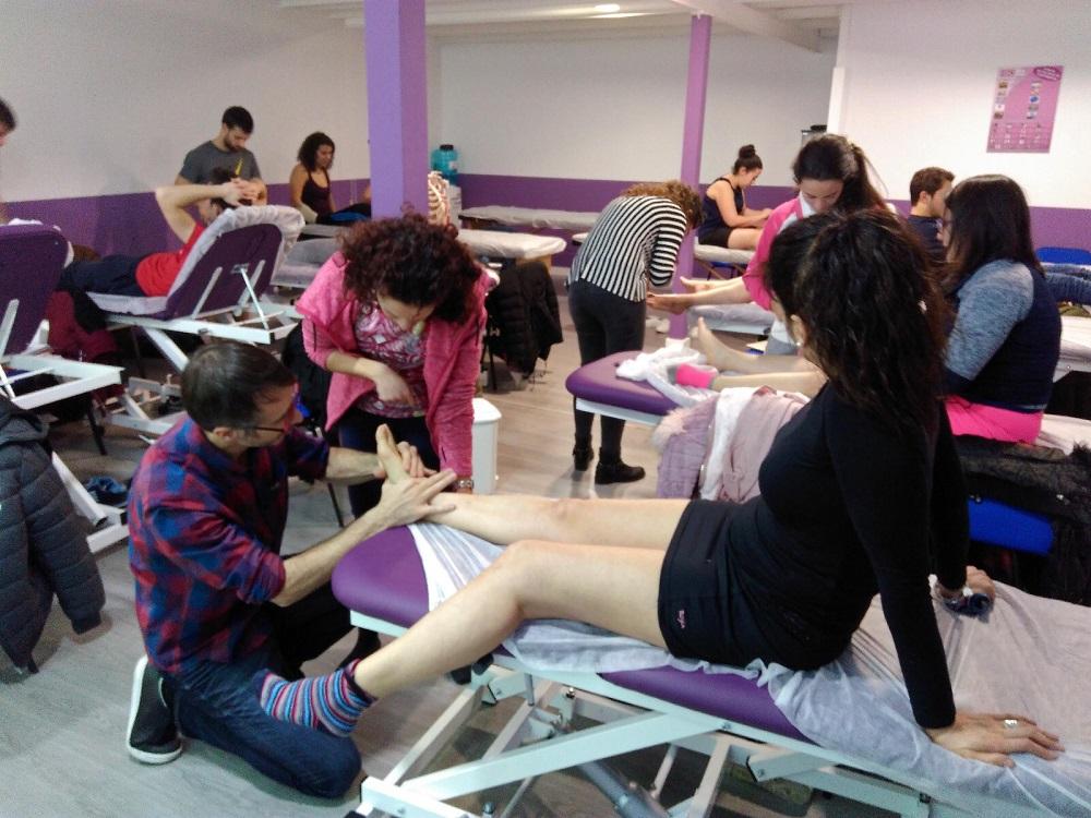 curso fisioterapia deportiva, postgrado terapia manual deportiva con Juan Muro fisioterapeuta de la seleción nacional de fútlbol